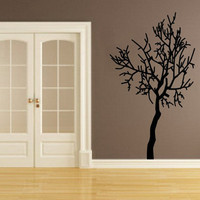 Wall Decal Bare Tree 1 Vinyl Wall Decal 22220