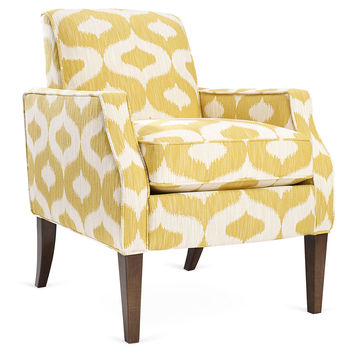Erica Chair, Yellow, Accent & Occasional from One Kings Lane
