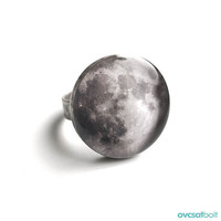 Full Moon ring, Planet ring