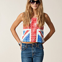 Union Jack Tee, Club L