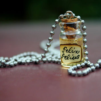 Felix Felicis Potion from Harry Potter