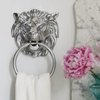 Aslan Towel Ring