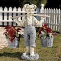 Garden Statues | Flowers for Felicity Sculpture