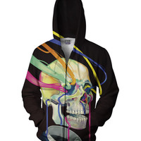 Dorian Zip-Up Hoodie *Ready to Ship*