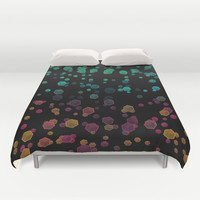 Gravity  Duvet Cover by SensualPatterns
