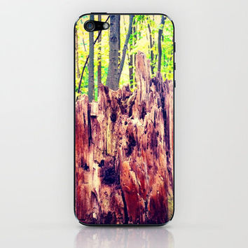 Fall Vacancy iPhone & iPod Skin by Josrick | Society6