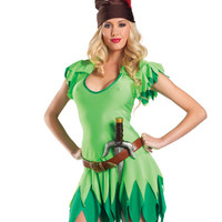 """Peter Pan / Robin Hood"" Costume"