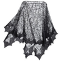 Spider Web Poncho - New Age & Spiritual Gifts at Pyramid Collection