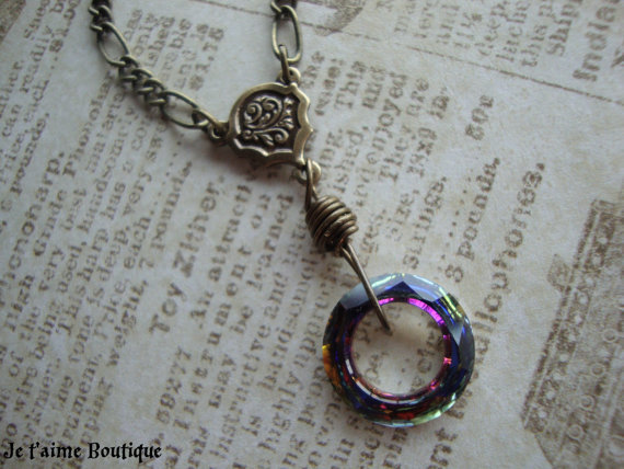 RESURRECTION STONE Harry Potter Inspired by jetaimeboutique