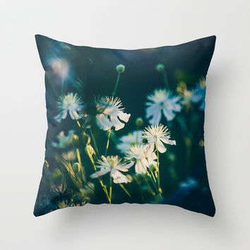 I tripped Throw Pillow by HappyMelvin