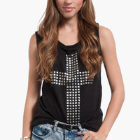 Studder Stop Cross Tank $21
