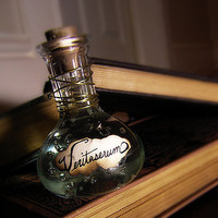 Veritaserum Harry Potter Potion Bottle by esanany on Etsy