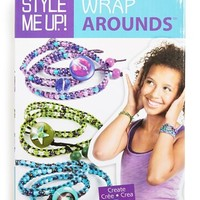 Girl's Wooky Entertainment 'Style Me Up - Wrap Arounds' Bracelet Kit