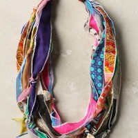 Strung Silk Necklace - Anthropologie.com