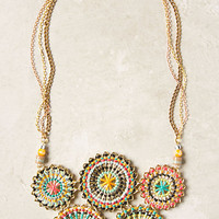 Stellar Bib Necklace