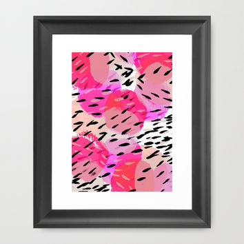 AJ220 Framed Art Print by Georgiana Paraschiv