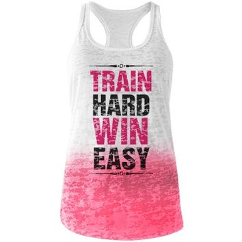 Train Hard Win Easy