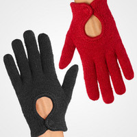 Buttoned Keyhole Gloves | Keyhole Gloves With Button | fredflare.com