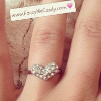 Heart Me Ring from Fancy Me Candy
