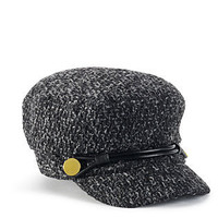Boucle Engineer Cap - Hats - JEWELRY & ACCESSORIES - Jessica Simpson Collection