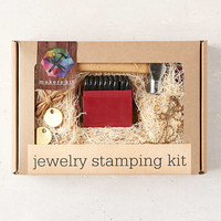 Makerskit Jewelry Stamping Kit - Urban Outfitters