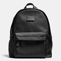 CAMPUS BACKPACK IN REFINED PEBBLE LEATHER