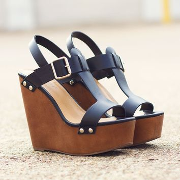 Two Step Wedges $42.00