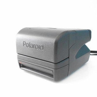Vintage Polaroid Camera - TESTED One Step Polaroid Camera