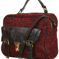 Boucle Satchel Bag
