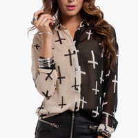 Confession Blouse $36