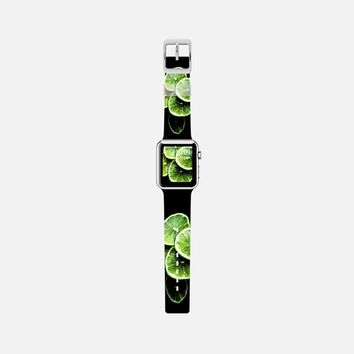 Lime lemon Apple Watch case by VanessaGF   Casetify