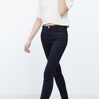 Stretch jeggings