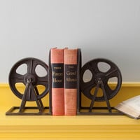 ModCloth Vintage Inspired Film Industrial Bookends