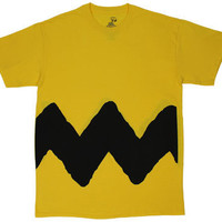 Charlie Brown Stripe - Peanuts T-shirt - MyTeeSpot - Your T-shirt Store
