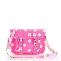 The Cambridge Satchel Company for crewcuts polka-dot satchel