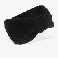 Knotted Knit Headwrap