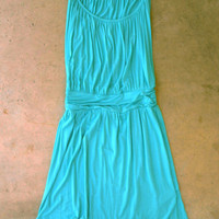 Meadow Field Dress in Jade [2995] - $21.94 : Vintage Inspired Clothing &amp; Affordable Fall Frocks, deloom | Modern. Vintage. Crafted.