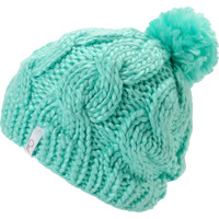 Coal Girls Rosa Mint Pom Beanie