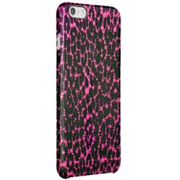 Florescent Leopard abstract iPhone6 Plus Deflector