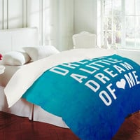 DENY Designs Home Accessories | Leah Flores Dream Blue Duvet Cover