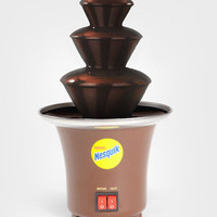 Nesquik Chocolate Fountain
