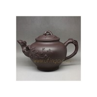 Best Handmade Purple Clay Teapot : Buy Unique and Creative Craft Gifts From Chinese Best Online Shop, Ufingo