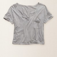 AERIE MADE IN THE USA TEE