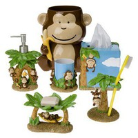 Circo® Monkey Bath Collection