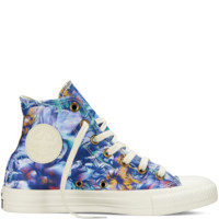 Converse - Chuck Taylor All Star Floral - Peacock - Hi Top