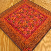 Autumn Table Topper on Luulla