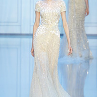 Elie Saab Fall 2011 Bridal Collection