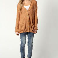 Sarah Soft Knit Boyfriend Cardigan