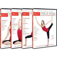 Amazon.com: Tara Stiles This is Yoga : 4 DVD Set : Complete Yoga Encyclopedia: Daily Yoga + Beginners Yoga + AM/PM Yoga + Complete Yoga Library for Everyone: Tara Stiles, Darren Capik: Movies & TV