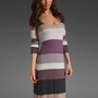 SPLENDID Multi Stripe Maxi Dress in Sepia at Revolve Clothing - Free Shipping!